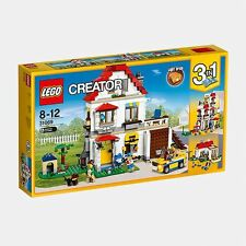 NEW LEGO Creator 3-In-1 Family Villa 31069