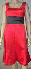 Square Neck Cocktail Ballgowns Sleeveless Dresses for Women