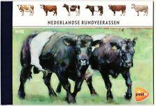 Nederland PR41 Prestigeboekje Nederlandse rundveerassen 2012 PF