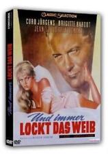 $ DVD * UND IMMER LOCKT DAS WEIB - BRIGITTE BARDOT - CURD JÜRGENS # NEU OVP