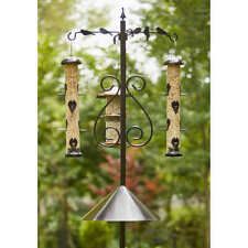 New listing New Bird Feeder Station with Baffle Free Fast Shipping