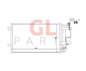 FOR MAZDA 3 BL 2009-2013 Air Condenser A/C Radiator Conditioning BBY2-61-48ZA