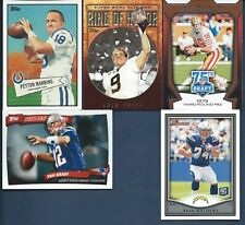 Complete Finish Your 2010 Topps Football Insert Sets  U PICK 25
