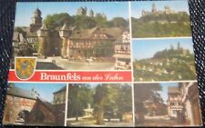Germany Braunfels an der Lahn Multi-view - posted