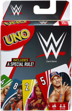 Mattel - UNO WWE Superstars Special Edition Card Game