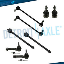 Complete 8pc Front Suspension Kit Dodge Grand Caravan, Chrysler Town & Country
