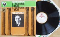 C727 STC 90967 ( SAX 2318 ) KLEMPERER BEETHOVEN SYMPHONIES 1 & 8 COLUMBIA STEREO