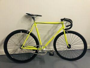 Cinelli Gazetta Piste Complet Taille 54 Track Campagnolo Pignon Fixe Bike Vélo