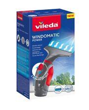 Vileda Windomatic Power Fenstersauger mit 2 Saugstufen NEU OVP