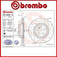 09.A599.1X#5 DISCO FRENO ANTERIORE SPORTIVO BREMBO XTRA BMW 3 (E90) 330 d 180 Kw