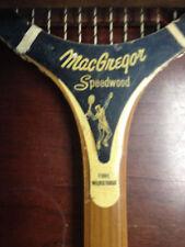 """""""vintage"""" Tennis racket - Macgregor Speedwood"""