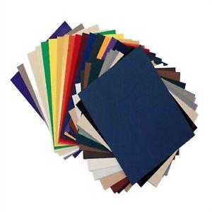 US ART Frames Uncut Mat Board Variety Assorted Colors