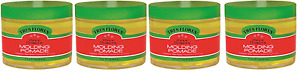 Tres Flores, Three Flowers Molding Pomade , 4 oz (4 Pack)