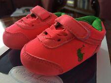 BNWB Ralph Lauren Baby Girls Shoes