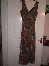 Debenhams V-Neck Party Animal Print Dresses for Women