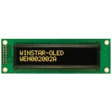 Winstar 20x2 OLED Display Red  WEH002002ARPP5N00000 Winstar