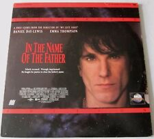 LASERDISC - NTSC - IN THE NAME OF THE FATHER - with Daniel Day Lewis