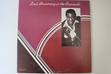 Louis Armstrong : At The Crescendo ( Double Gatefold LP / MCA )