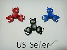 Wholesale Lot 3x Fidget Hand Spinner rainbow Colorful Metal Finger Toys #21 USA