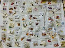 Bulk Estate Lot NEW Costume Beaded Dangle Fashion Jewelry Earrings