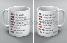 Good Grammar Mug English Spelling Rude Swearing Profanity Funny Present Gift