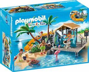PLAYMOBIL® 6979 Karibikinsel mit Strandbar NEU & OVP