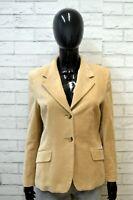 MAX MARA Giacca da Ufficio Donna Taglia 44 Cappotto Vintage Blazer Jacket Women