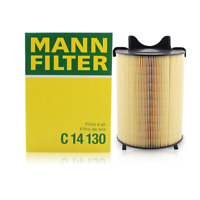 1X Genuine OE MANN AIR FILTER C14130 OE 1F0129620 - Single