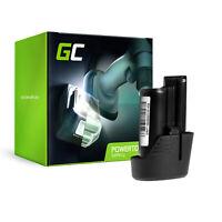 Elektrowerkzeug Akku für Bosch GST 10,8 V-LI 10.8 V-LI 12V-70 (2 Ah)