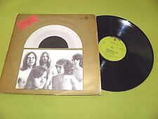 Curved Air - Second LP RARE DELETED Nude Picture Sleeve Hebrew Sleeve Laminated