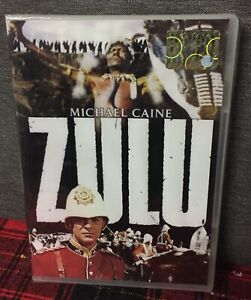 ZULU DVD Michael Caine Cy Endfield Nuovo Sigillato Zulù