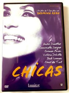 CHICAS - Yasmina REZA / Carmen MAURA - dvd Excellent état