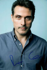 RUFUS SEWELL signed Autogramm 20x30cm DARK CITY in Person autograph HIGH CASTLE