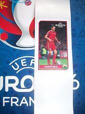 Panini Euro 2016 Coca Cola Stickers Bulgarian Edition Gareth Bale