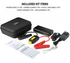 Amico 11100 mAh Portable Car Jump Starter Booster Charger Battery Power Bank