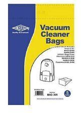 DUST BAGS FOR ELECTROLUX POWERPLUS VACUUM CLEANER hoover Z4435 Z4499 Z4496