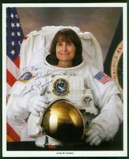 NASA, 8x10 photo, Signed-Autographed by Astronaut Linda M. Godwin, Atlantis