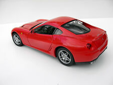 MATTEL HOT WHEELS P4398 FERRARI 599 GTB FIORIANO model car red 2006 1:18th