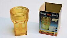 The square egg maker vintage in original box. BRAND NEW!