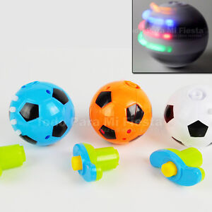 Soccer Party Favor Ball Lightup Soccer Ball Children Boy Favor Regalo Futbol