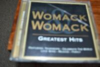 WOMACK AND WOMACK    GREATEST HITS      CD    1996