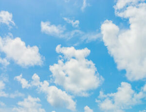 7X5FT Sunshine Blue Sky White Clouds Photography Photo Background Vinyl Backdrop