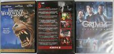 An American Werewolf in London - Big Box of Horror-Grimm: Season 1 (Dvd)