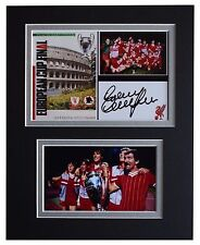 Gary Gillespie Signed Autograph 10x8 photo mount Liverpool 84 European Cup Final
