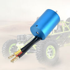 540 Brushless Motor 60A ESC Combo for WLtoys 1/18 A959 A979 A969 RC Car Vehicle