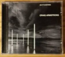 Craig Armstrong: As if to nothing CD