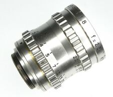 Som Berthiot 25mm f1.8 Lytar C mount  #K78277