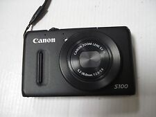 LikeNew Canon Powershot S100 12mp Digital Camera