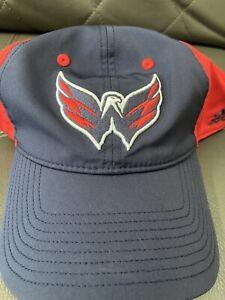 Coach SL fLEX NHL HAT Size L/XL Style F1164 Washington