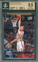 2009-10 upper deck #226 BLAKE GRIFFIN pistons rookie card BGS 9.5 (10 9 9.5 9.5)